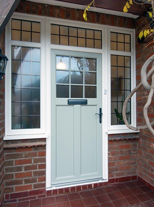 Suffolk Door The Ixworth