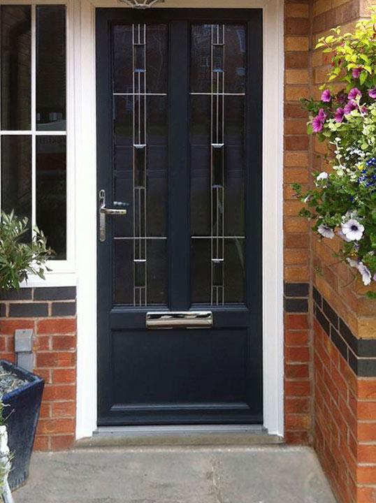 Suffolk Door Collection - The Newton