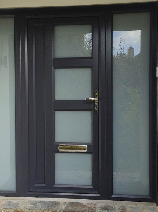 The Brett Style From The Suffolk Door Collection Pvc U
