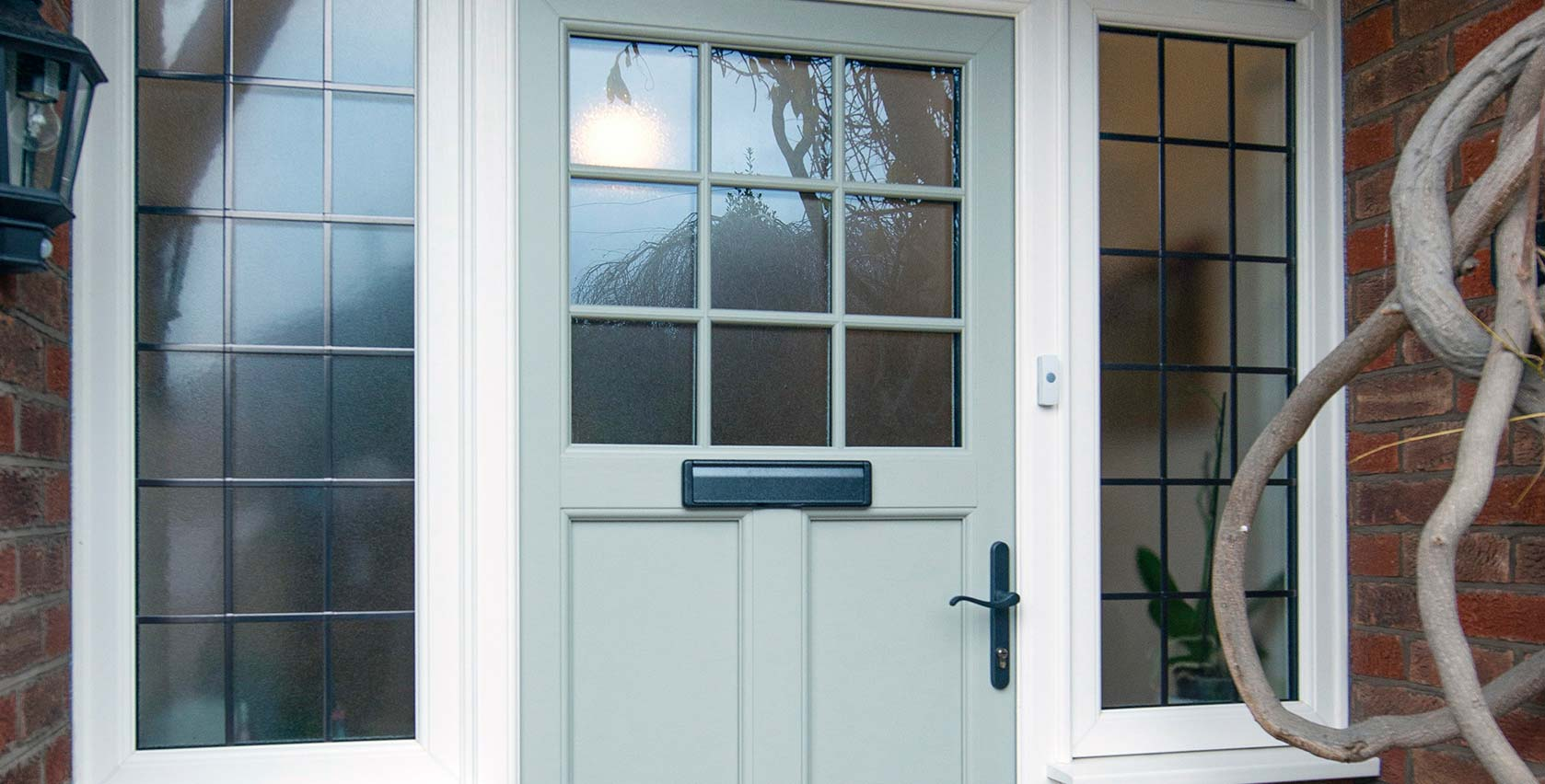 Suffolk Door Collection The Ixworth & Suffolk Door Collection - Express Your Personality - PVC-u Doors