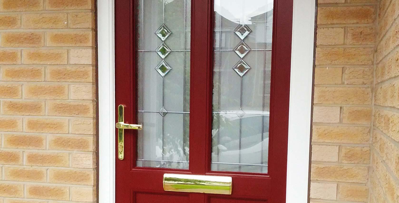 Suffolk Door Collection The Sudbury & Suffolk Door Collection - Express Your Personality - PVC-u Doors